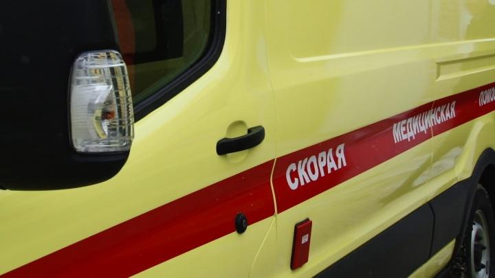 На кузбасской трассе грузовик насмерть сбил дорожного рабочего