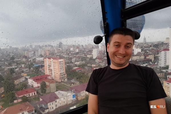 Александр Колосов добился чего хотел — вышел на свободу