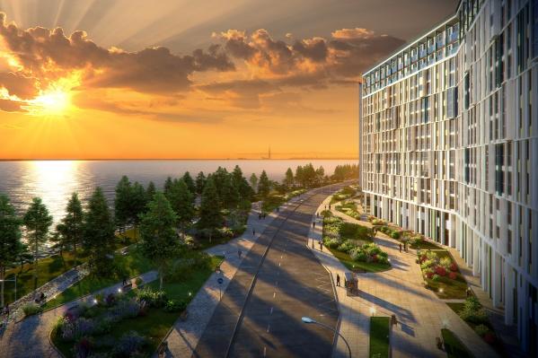 Подобрать квартиру в новостройках Санкт-Петербурга комфорт- и бизнес-класса можно, не выезжая из Челябинска, без комиссий и переплат