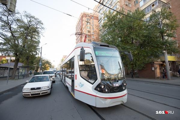 В далеком будущем в Ростове мы увидим куда больше трамваев