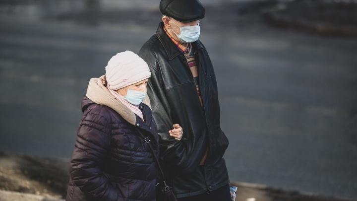 В Уфе более семи тысяч пожилых людей нарушили режим самоизоляции