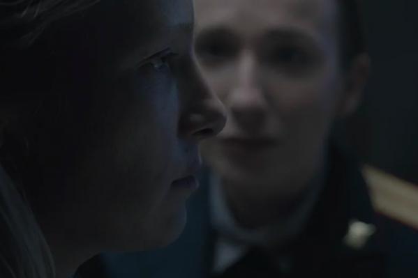 Фильм построен на диалоге двух женщин — следователя и обвиняемой