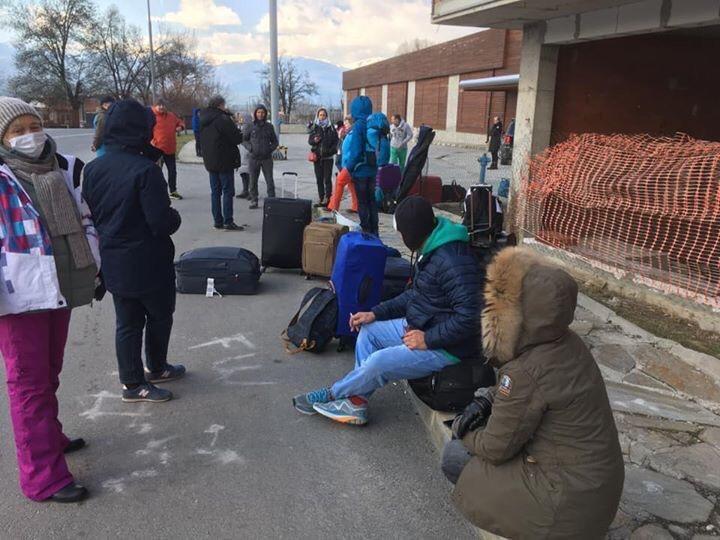 Российские туристы в Болгарии<br><br>автор фото читатель «Фонтанки»<br>