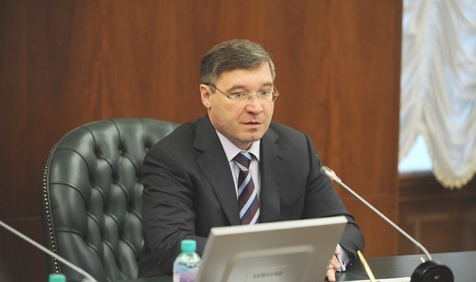 У главы Минстроя Владимира Якушева — коронавирусная инфекция