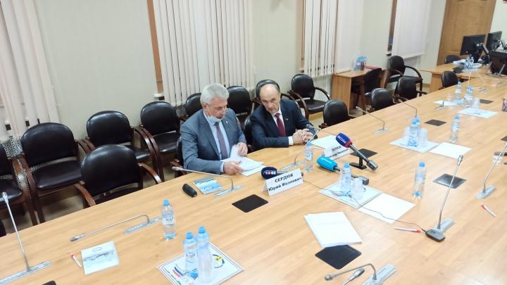 Комиссия объявила имена кандидатов на должность главы Архангельска — видео 29.RU