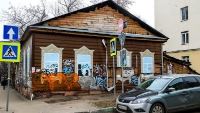 В Нижнем Новгороде могут обрушиться сразу несколько домов — объектов культурного наследия