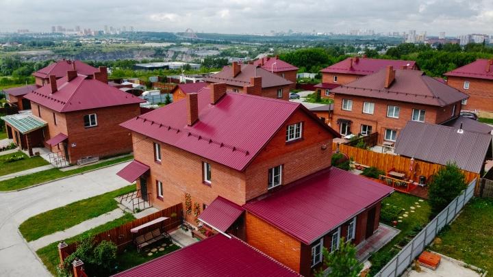 Последние коттеджи в популярном поселке рядом с центром разбирают за 4900000рублей