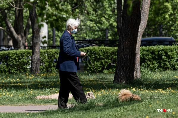 В Челябинской области разрешены прогулки, но режим самоизоляции ещё не отменён