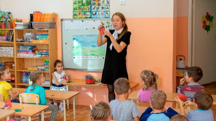 В Омской области планируют построить восемь детских садов до конца года