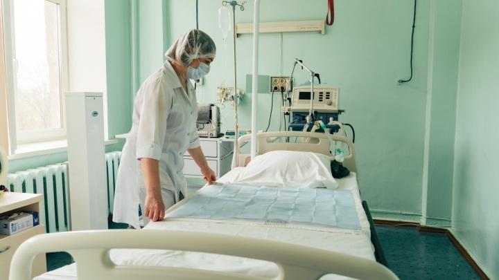 Из больниц Пермского края за сутки выписали 55 пациентов, переболевших COVID-19