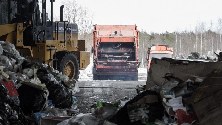 АМПК подал в суд на владельца архангельского полигона из-за отказа пускать их мусоровозы