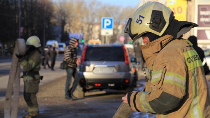 В Карелии завели уголовное дело на мужчину, комментировавшего взрыв в архангельской ФСБ