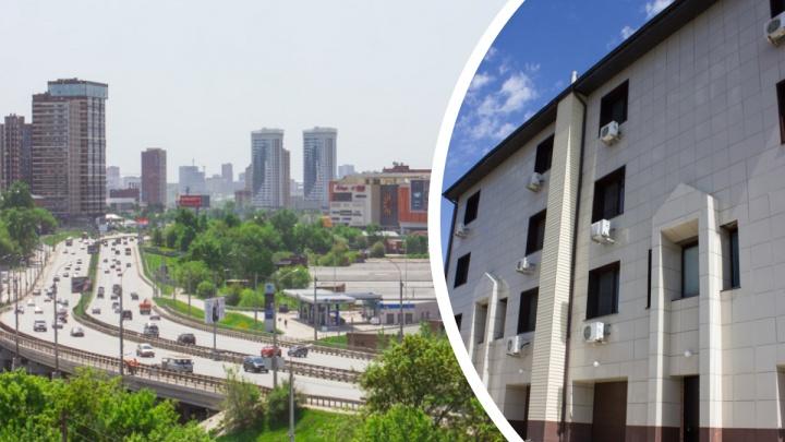 В центре Новосибирска продают 5-этажную резиденцию со спортзалом — 10 фото того, что скрывается за высоким забором