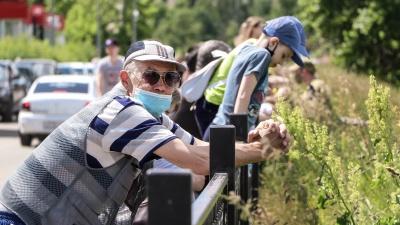 Глеб Никитин заявил о возможных штрафах за отсутствие маски
