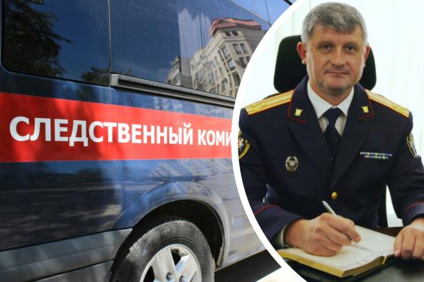 Олег Винников возглавил омский следком 7 сентября 2019 года