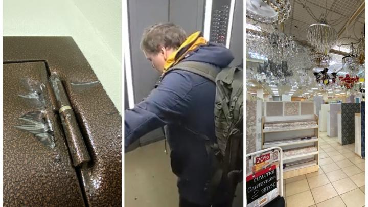 Была ли судимость и кого ждал Таушанков? Новые вопросы о штурме квартиры на ЖБИ