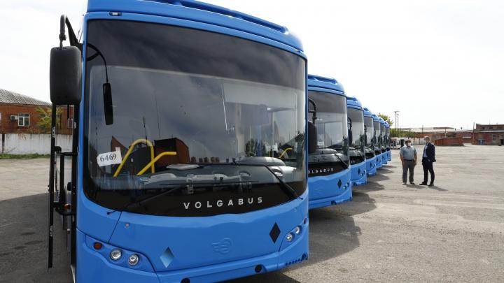 Кузбасс получил 7 новых автобусов. Стоимость каждого — более 8,8 млн рублей