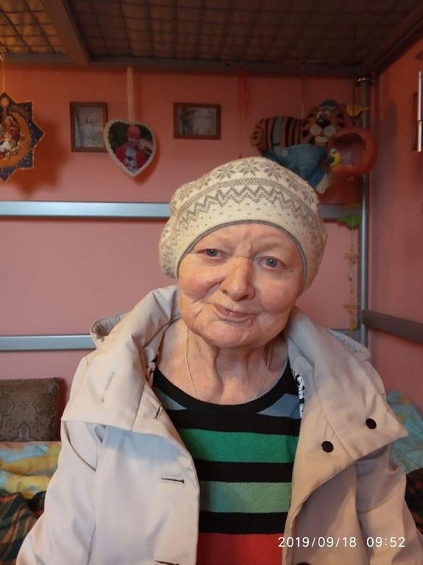 Валентина Карпова в наши дни