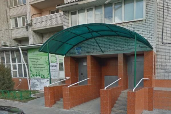 Волгоградцы считают, что строители нового госпиталя сами могут угрожать окружающим