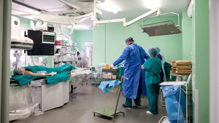 В Тюменской области хотят построить госпиталь для экстренных ситуаций