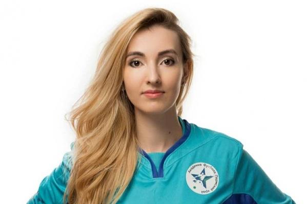 Евгения Нужина завоевала титул «Миссис Футбольная мама — 2020»