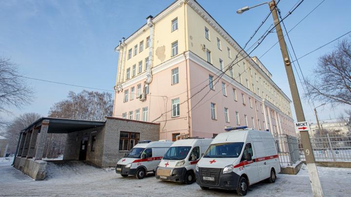 Минздрав заявил, что в Челябинской области нет проблем с госпитализацией людей с поражением легких