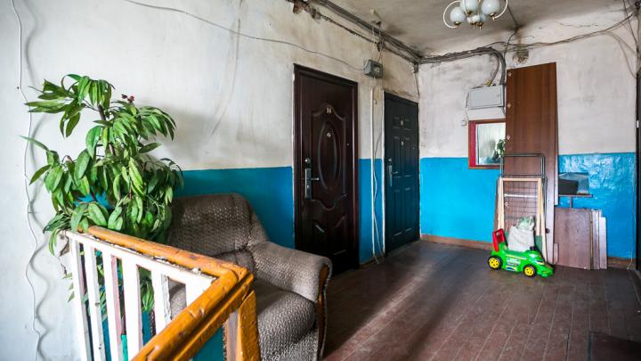 В ближайшие пять лет из аварийных домов Красноярска планируют расселить 6 тысяч человек