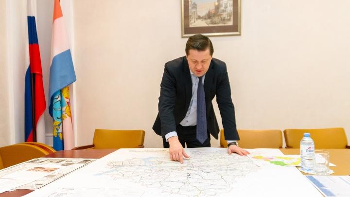 Министр здравоохранения Самарской области уходит на повышение