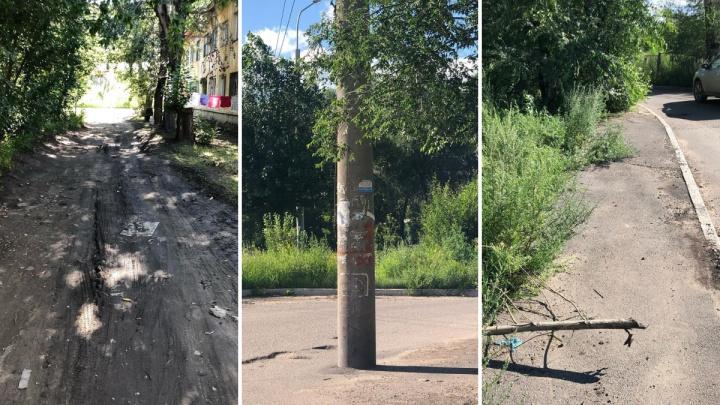 «Здесь не ступала нога чиновника»: показываем самый запущенный квартал Красноярска