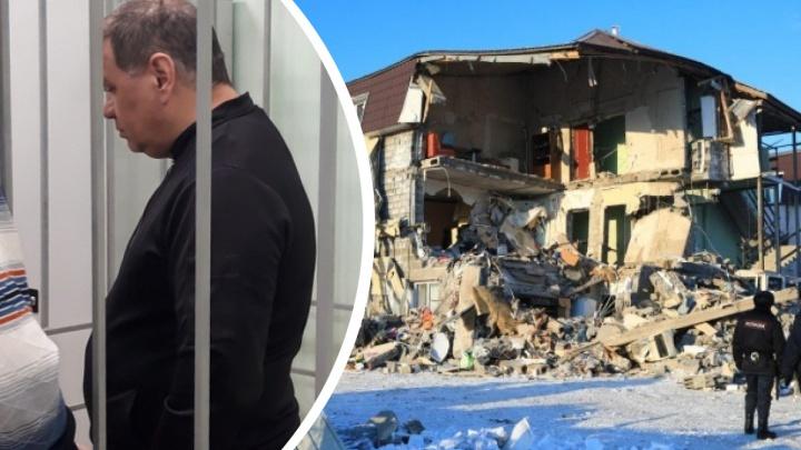 Суд вынес приговор хозяину взорвавшегося дома на Кандагарской
