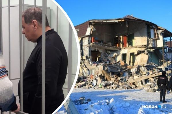 При взрыве погибли два человека, десятки потеряли жилье