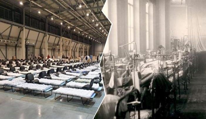 «Экспо» превратили в больницу. Вспоминаем, как в Свердловске разворачивали госпитали в Великую Отечественную