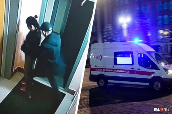 Девушка, которую ранили ножом в подъезде на Широкой Речке, вышла из комы
