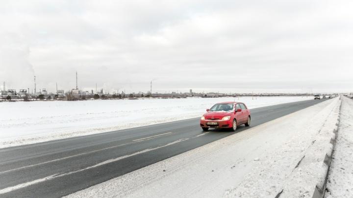 Трассу Самара — Тольятти хотят превратить в умную дорогу