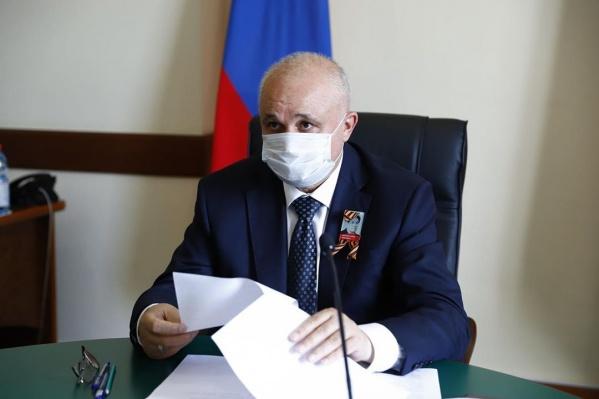 Кузбассовцам было запрещено покидать регион с 14 марта 2020 года