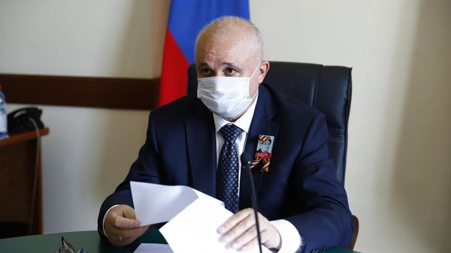 Цивилев подписал новое распоряжение из-за COVID-19. Он ужесточил коронавирусные ограничения