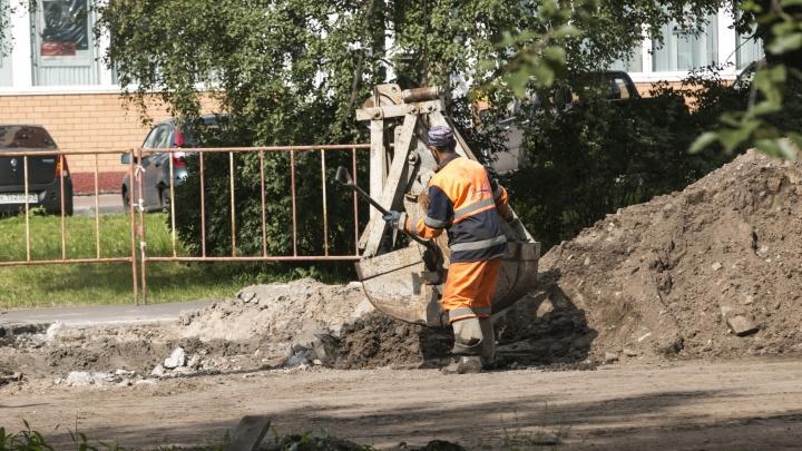 Почти 80 процентов жилфонда в Архангельске подключено к горячей воде