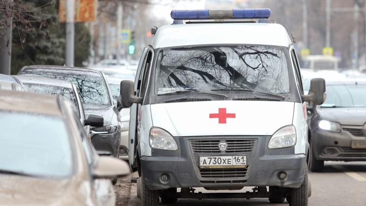 В аварии под Таганрогом получила травмы 7-летняя девочка