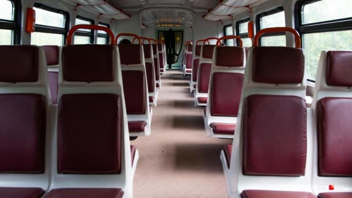 В 2021 году между Архангельском и Онегой начнет курсировать рельсовый автобус