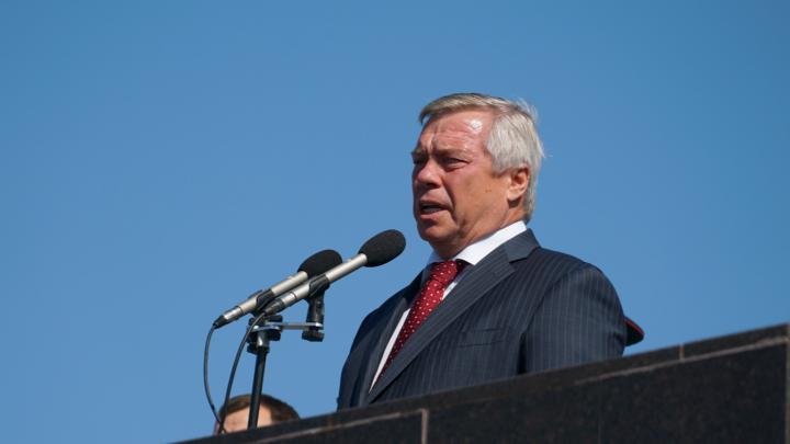 10+5: краткая биография нового-старого губернатора Ростовской области