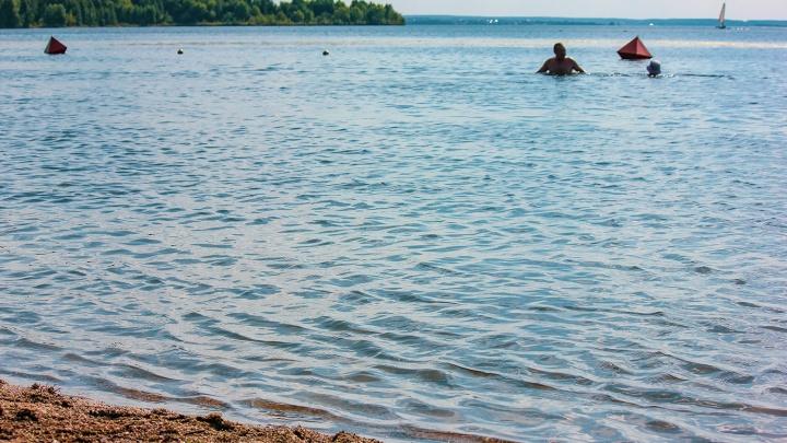 В новокузнецком озере утонул 17-летний парень
