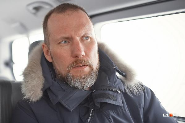 Артемий Кызласов больше не гендиректор «Титановой долины»