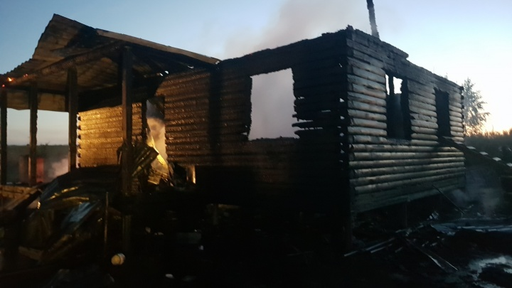 В страшном пожаре погиб 12-летний мальчик: версии трагедии