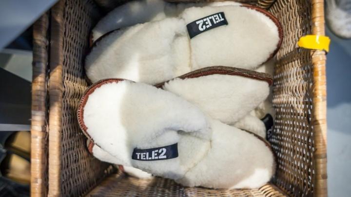 Всё больше тюменских абонентов стали выбирать доставку SIM-карт Tele2