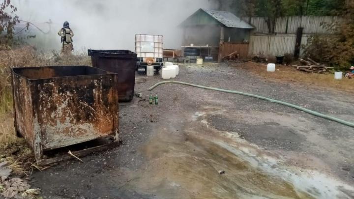 Роспотребнадзор выяснил, что за вещество с едким запахом разлилось у завода «Корунд» в Дзержинске