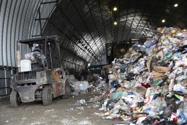 В Курганской области следующим летом изменятся тарифы на мусор