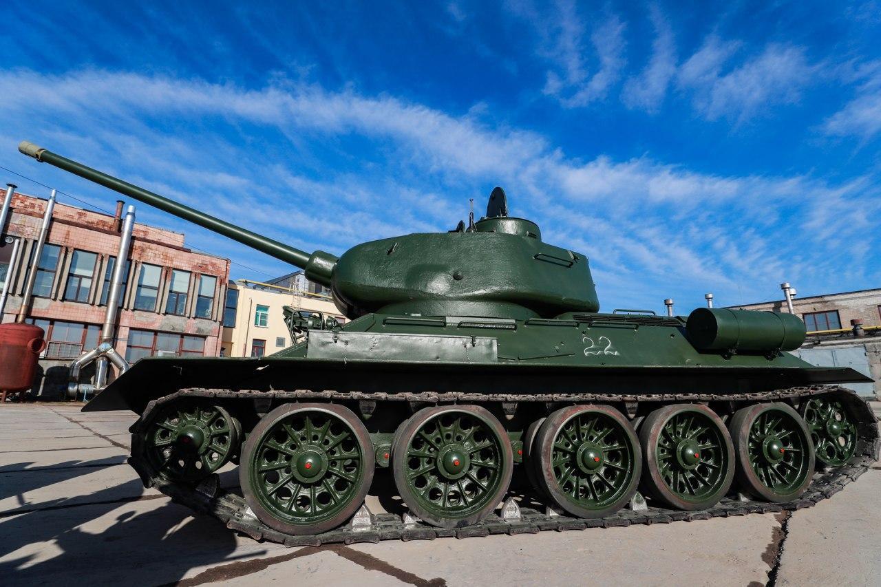 Историческая техника ЗВО, задействованная в подготовке к Параду Победы, останется в подмосковном Алабино