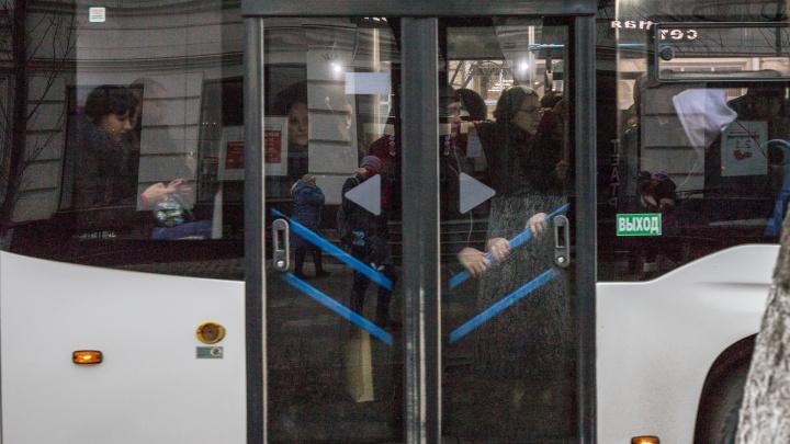 Автобусы по мосту Малиновского готовы запустить в апреле, но при одном условии