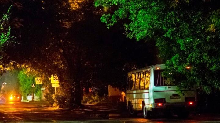 В Омске отменят девять автобусных маршрутов