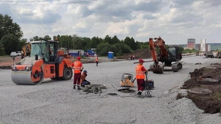В новом кемеровском микрорайоне отремонтируют дороги